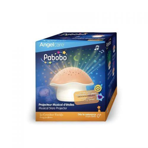 PROJECTEUR D ETOILE PILES CHAMPI ROSE PABOBO SP02
