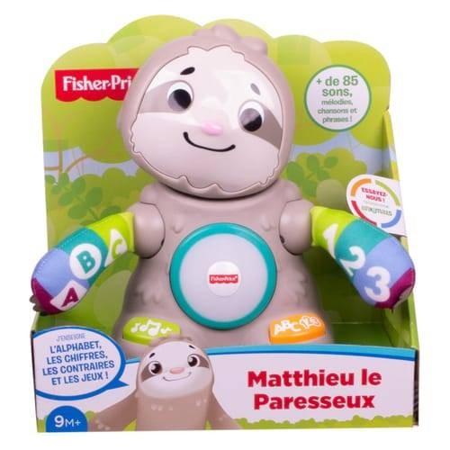 MATTHIEU LE PARESSEUX MATTEL GHY89