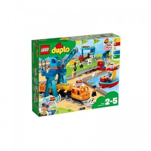 LE TRAIN DE MARCHANDISES LEGO 10875