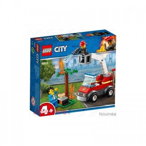 L EXTINCTION DU BARBECUE LEGO 60212