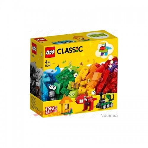 DES BRIQUES ET DES IDEES LEGO 11001