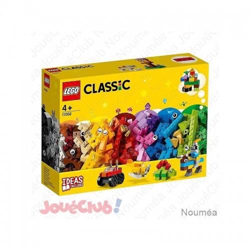 ENSEMBLE DE BRIQUES DE BASE LEGO 11002