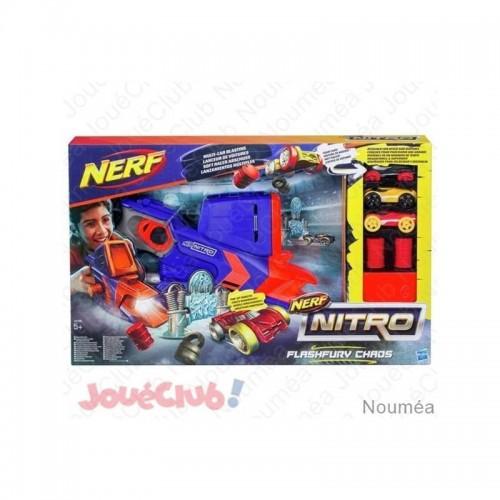NERF NITRO FLASHFURY CHAOS HASBRO C0788EU40