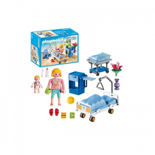 CHAMBRE DE MATRENITE PLAYMOBIL 6660