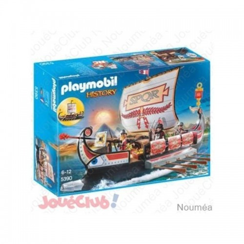 GALERE ROMAINE PLAYMOBIL 5390