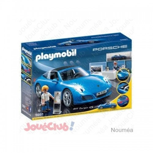 PRSCHE 911 TARGA 4S PLAYMOBIL 5991
