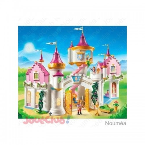 GRAND CHATEAU DE PRINCESSE PLAYMOBIL 6848
