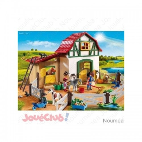 PONEY CLUB PLAYMOBIL 6927