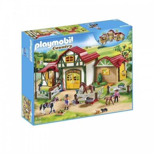 CLUB D EQUITATION PLAYMOBIL 6926