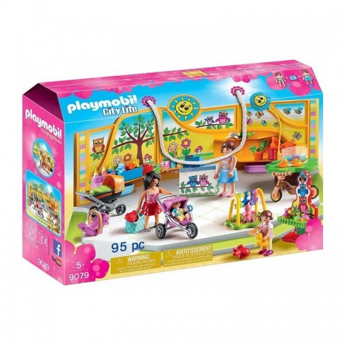 MAGASIN POUR BEBE PLAYMOBIL 9079