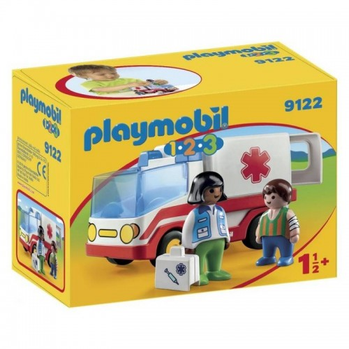 AMBULANCE PLAYMOBIL 9122