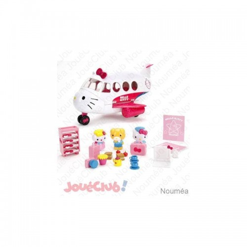 HELLO KITTY - SET AVION SIDJ 84075