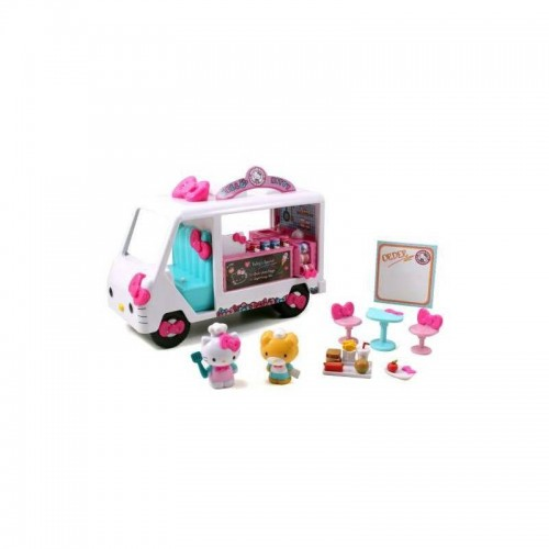 HELLO KITTY - SET FOOD TRUCK SIDJ 84245