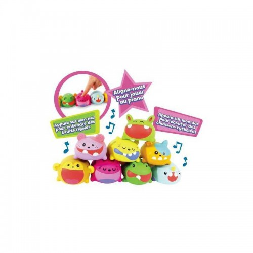SILLY SQUEAKS MUSICAL PETS LANSAY 13975
