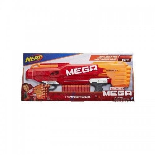 NERF ELITE MEGA TWINSHOCK HASBRO B9894EU40