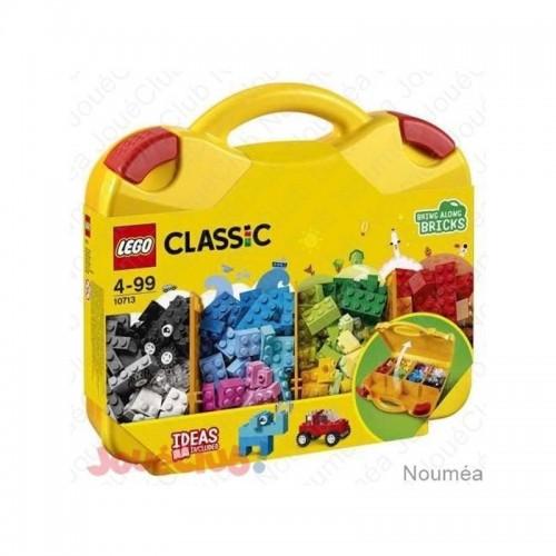 LA VALISETTE DE CONSTRUCTION LEGO 10713
