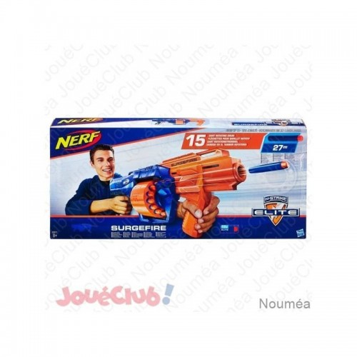NERF NSTRIKE SURGEFIRE HASBRO E0011EU40