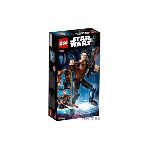 HAN SOLO LEGO 75535