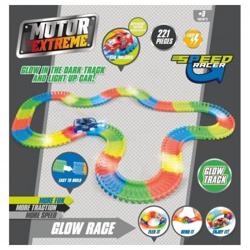 CIRCUIT GLOW RACE 221 PCS SIDJ 430010
