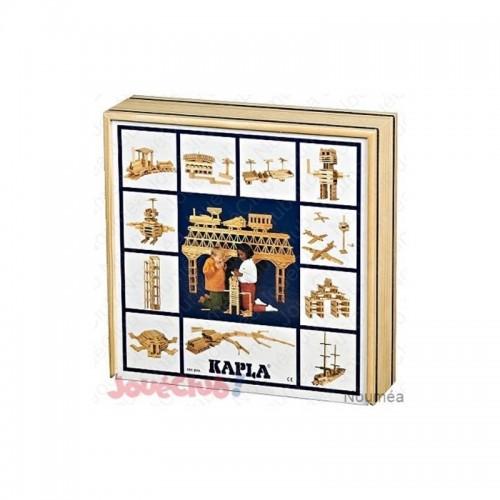 BOITE 100 PLANCHETTE KAPLA C100B