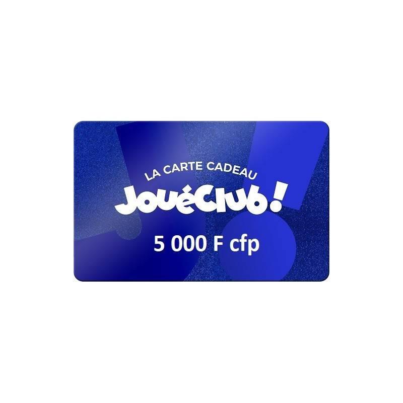 CHEQUE CADEAU INTERNET 5 000