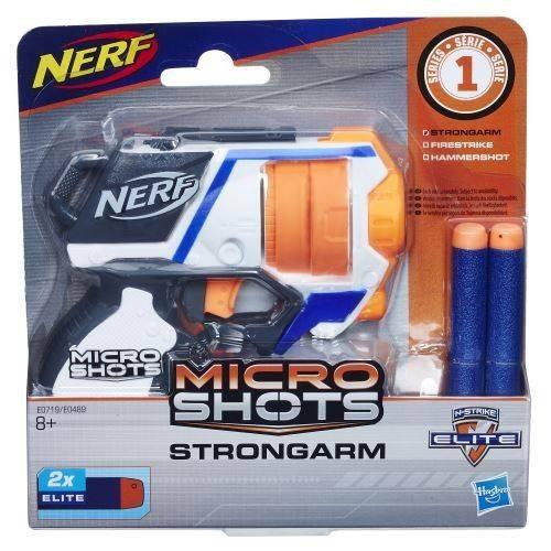 NERF MICROSHOTS ASST HASBRO E0489