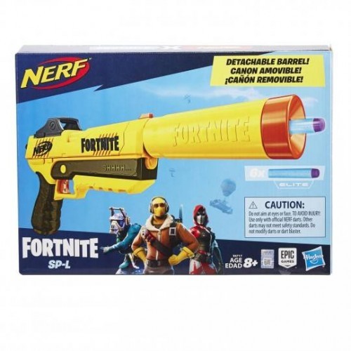 NERF FORTNITE HASBRO E6717