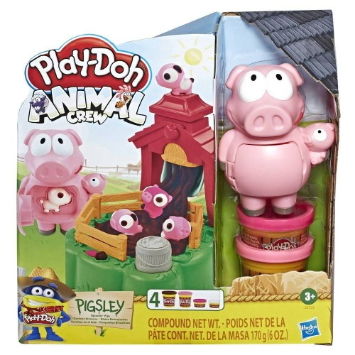 PLAYDOH ANIMAL LES COCHONS FACEURS HASBRO E67235