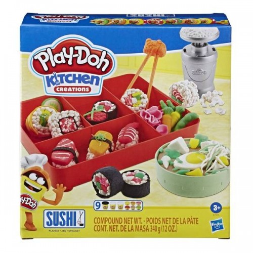 PLAYDOH MENU SUSHIS E79155