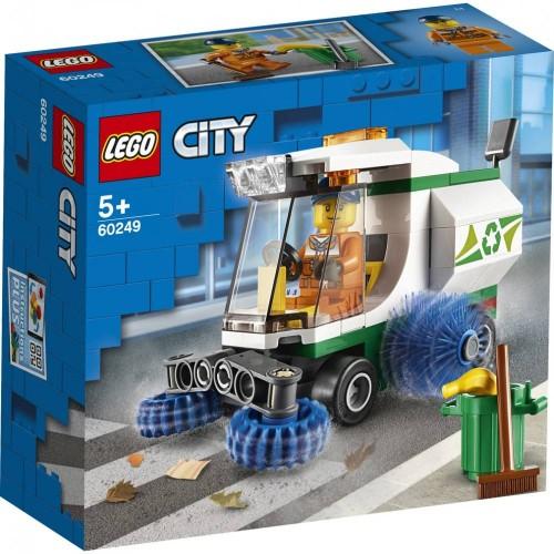 LA BALAYEUSE DE VOIRIE LEGO 60249