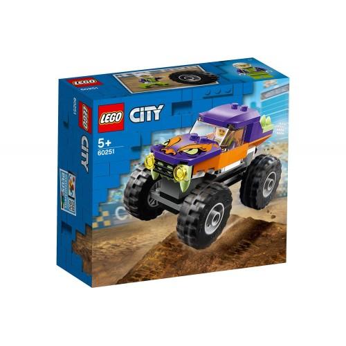 LE MONSTER TRUCK LEGO 60251