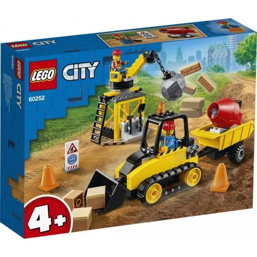 LE CHANTIER DE DEMOLITION LEGO 60252