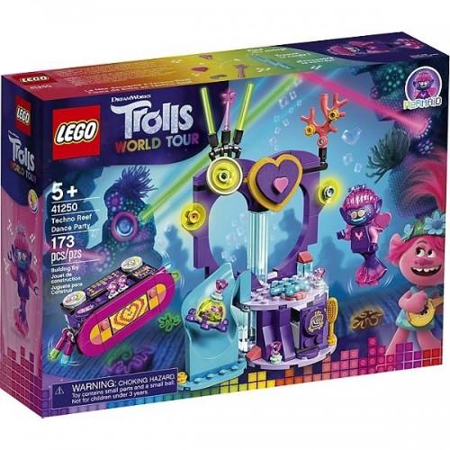 LA SOIREE DANSANTE DE TECHNO LEGO 41250