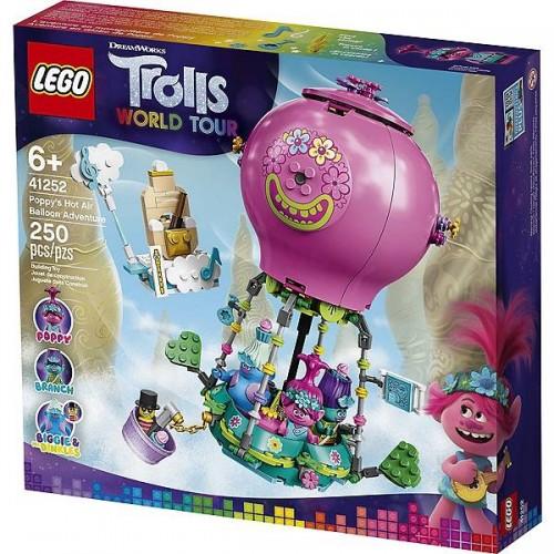 LES AVENTURES EN MONGOLFIERE LEGO 41252