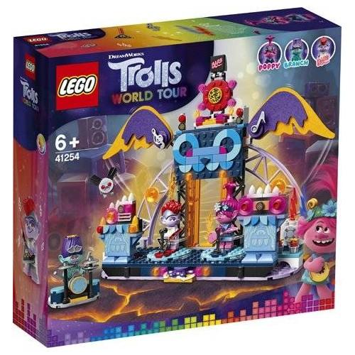LE CONCERT DE VULCAROCK CITY LEGO 41254