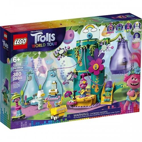LA FETE AU VILLAGE POP LEGO 41255