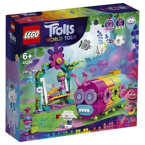 LE BUS CHENILLE ARC EN CIEL LEGO 41256