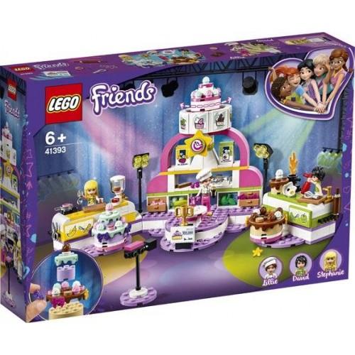 LE CONCOURS DE PATISSERIE LEGO 41393