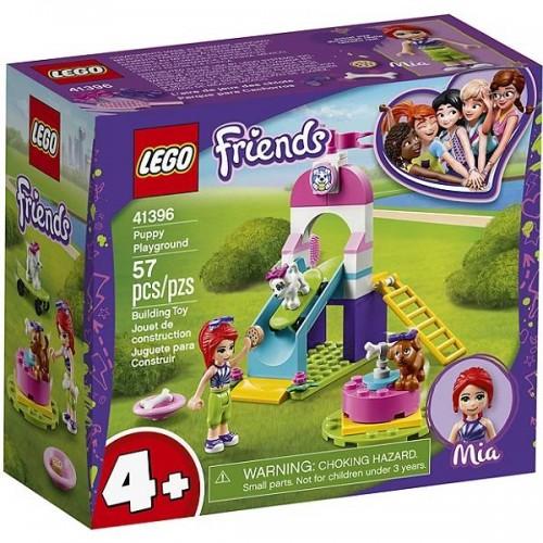 L AIRE DE JEUX DES BEBES CHIENS LEGO 41396