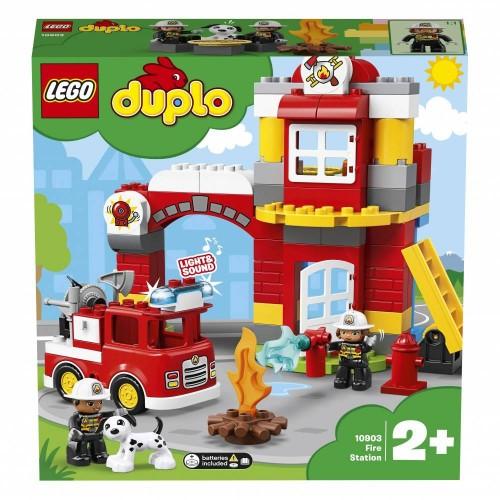 LA CASERNE DE POMPIERS LEGO 10903