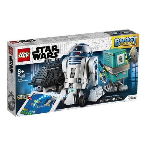 COMMANDANT DES DROIDES LEGO 75253