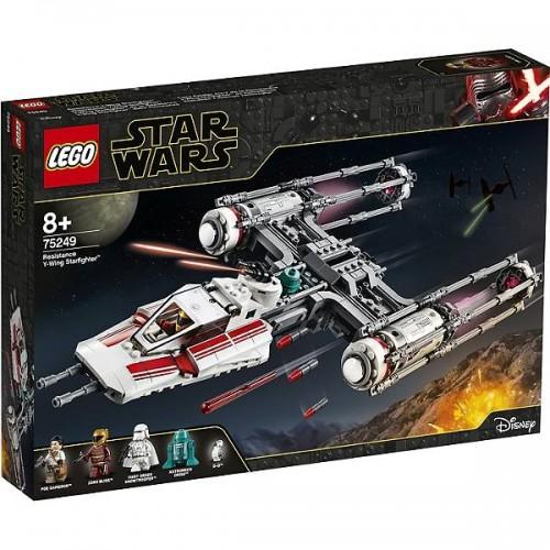 Y WING STARFIGHTER LEGO 75249