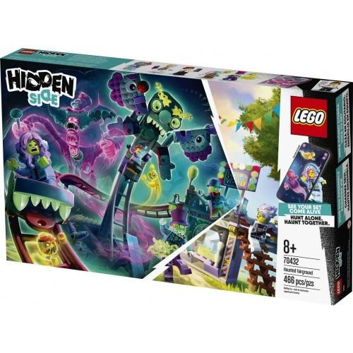 LE FETE FORAINE HANTEE LEGO 70432
