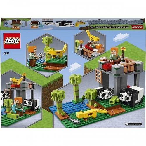 LA GARDERIE DES PANDAS LEGO 21158