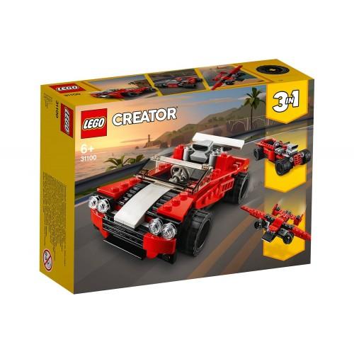 LA VOITURE DE SPORT LEGO 31100