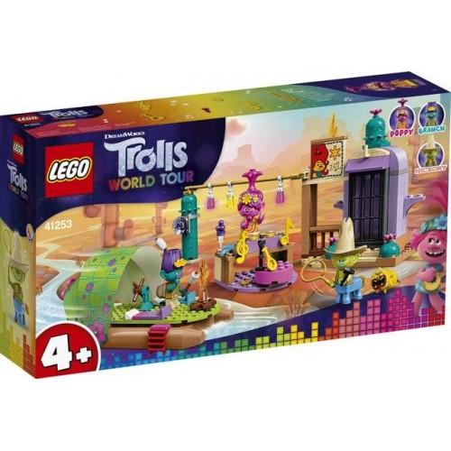 L AVENTURE EN RADEAU LEGO 41253