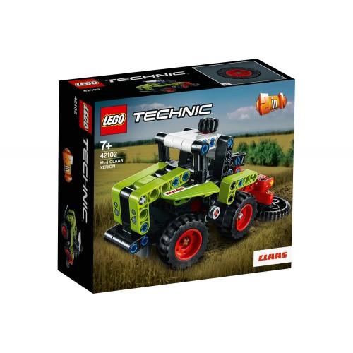 MINI CLAAS WERION LEGO 42102