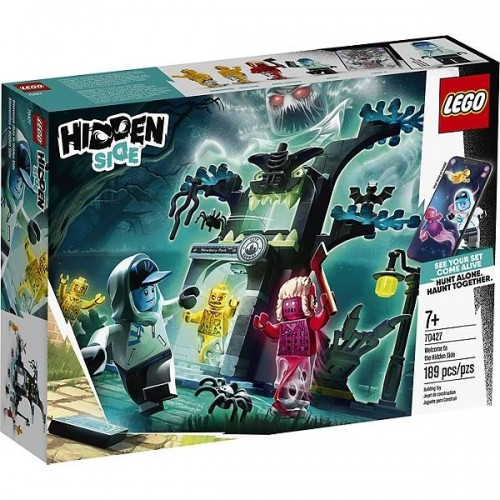 LE MONDE NATE D HIDDEN SIDE LEGO 70427
