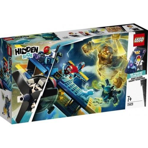 L AVION DE VOLTIGE D EL FUEGO LEGO 70429