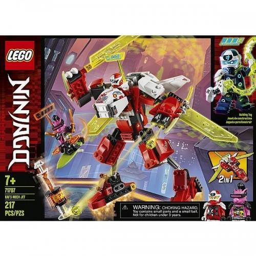 L AVION ROBOT DE KAI LEGO 71707